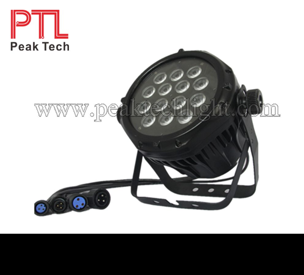 PT-WP1410 14x10W Waterproof LED Par Can RGBW 4in1 IP65